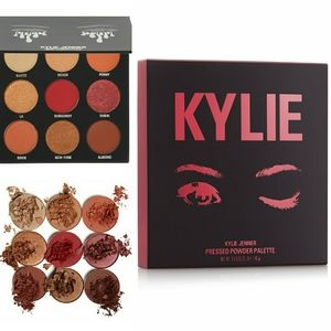 ⭐KYLIE COSMETICS THE BURGUNDY EYESHADOW PALETTE⭐
